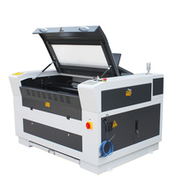 China 15 Years Factory CE FDA 6090 80w 100w 130w CNC Laser Cutting Machine