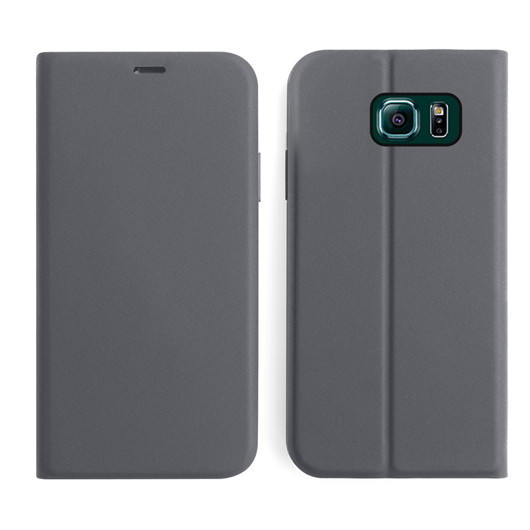 For <strong>Samsung</strong> Galaxy <strong>S6</strong> <strong>edge</strong> Flip Cover Leather Wallet Phone <strong>Case</strong>