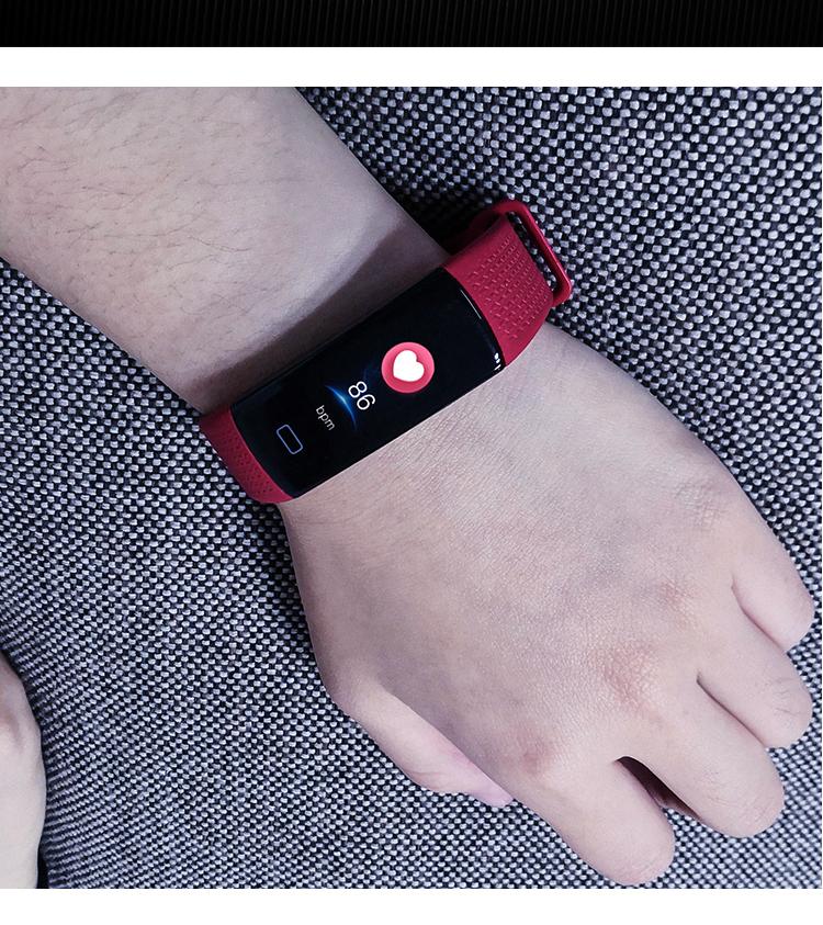 Relógios Inteligentes Em Estoque Ip67 Cálculo Da Pressão..