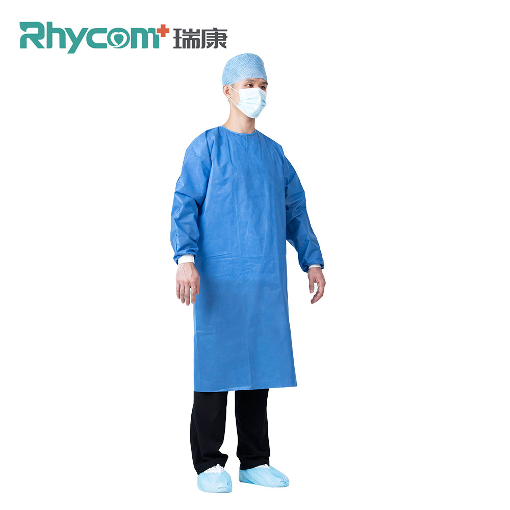 Rhycom 35G Level 2 Surgical Gowns Disposable Medical
