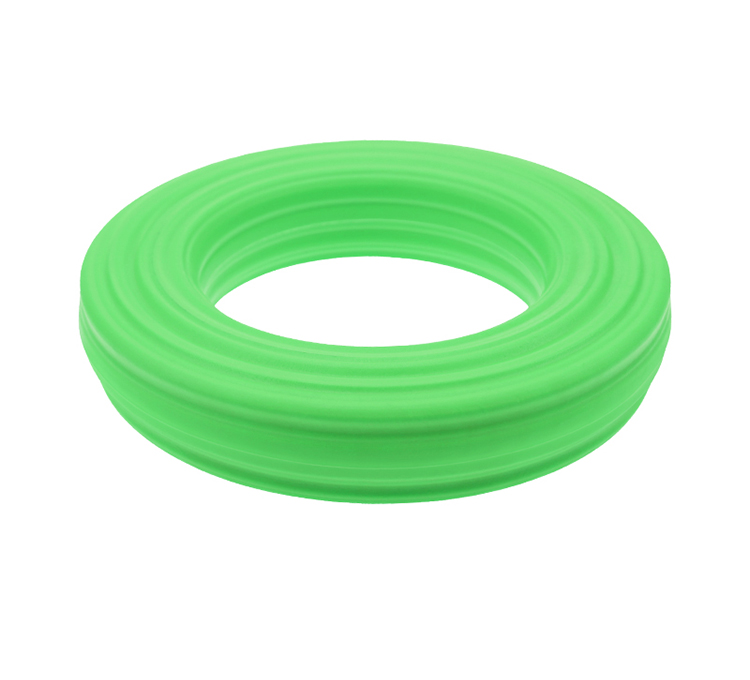 Pet training ring chewing tough toys