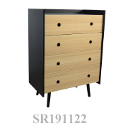 Good Price Vintage Living Room Furniture Wooden 5 Drawers Imitation Antique Cabinet Chest Of Drawers