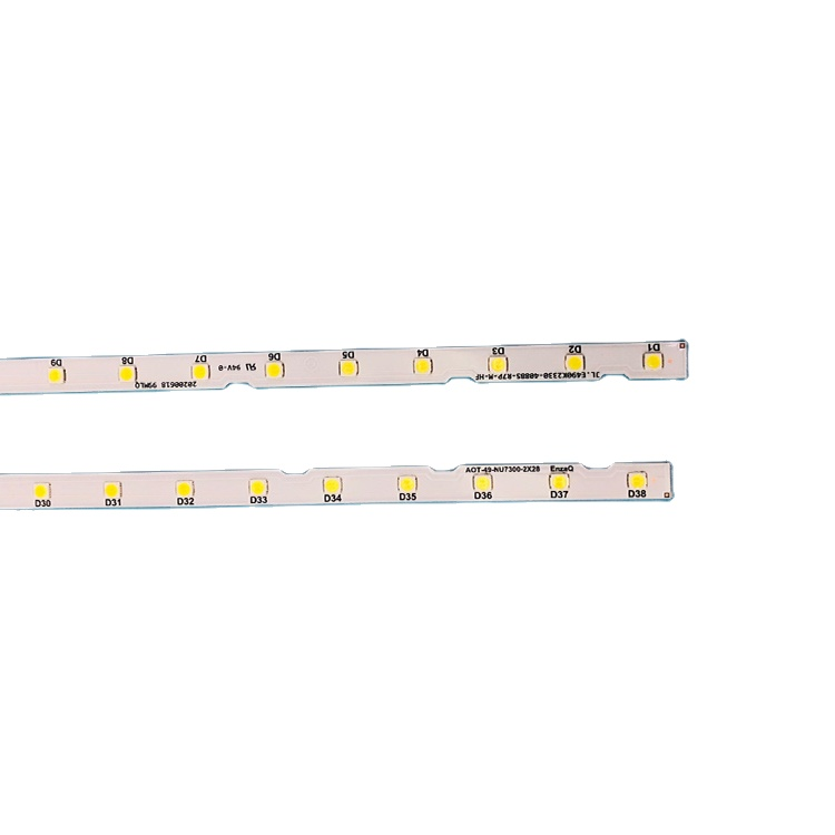 AOT 49 AU7300-2x28 Natural style wholesale industrial led strip lights Suitable for outdoor LED lights