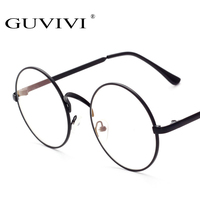 2017 Round Clear Lens Metal Eyewear Wholesale china optical frame