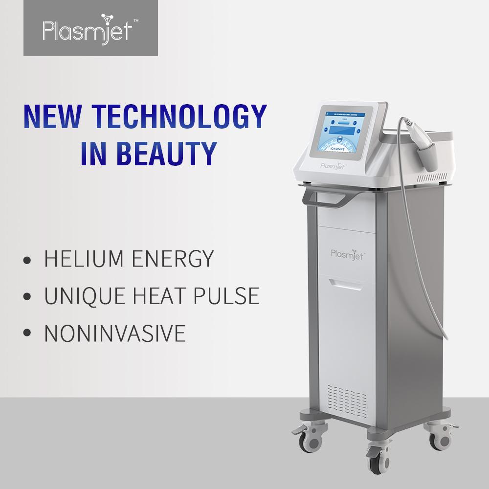 Rejuvenescimento da pele/multifuncional/plasma resurfacing da pele do dispositivo da beleza