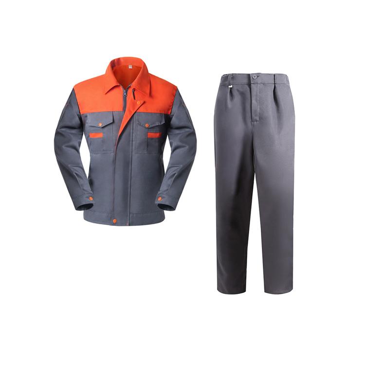 En gros personnalisé travailleurs vêtements de travail de protection du travail vêtements construction atelier vêtements vêtements de travail