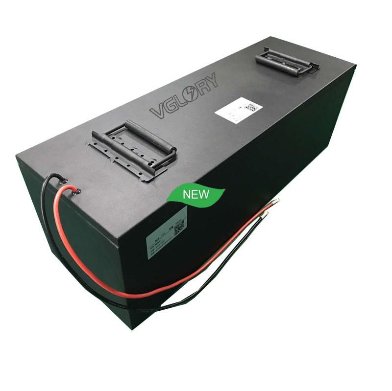 Accept Custom capacity lithium battery pack 72v