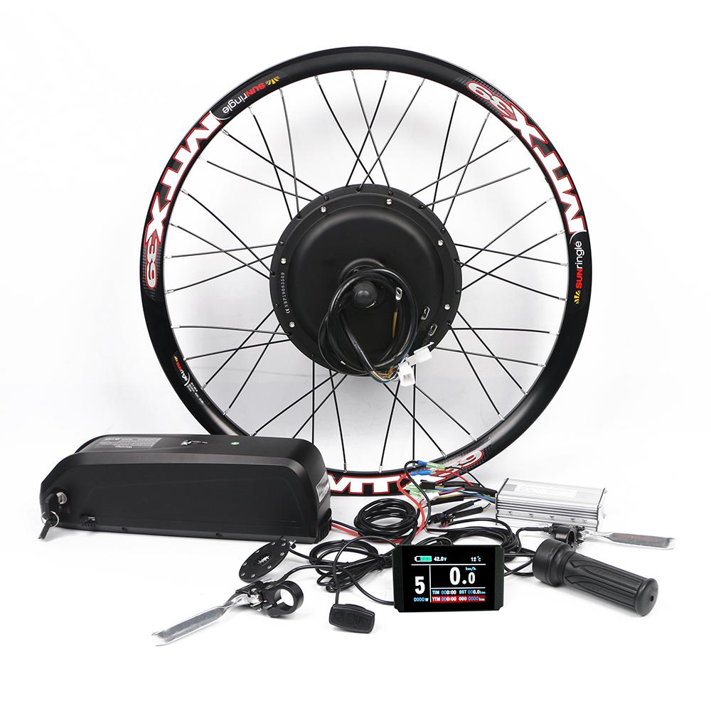 CE Approved electric bike kits 48v 1500w electric bike conversion Kits