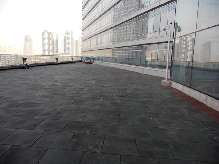 Gym rubber flooring ,10mm-50mm rubber flooring tile .rubber floor mat various pattern