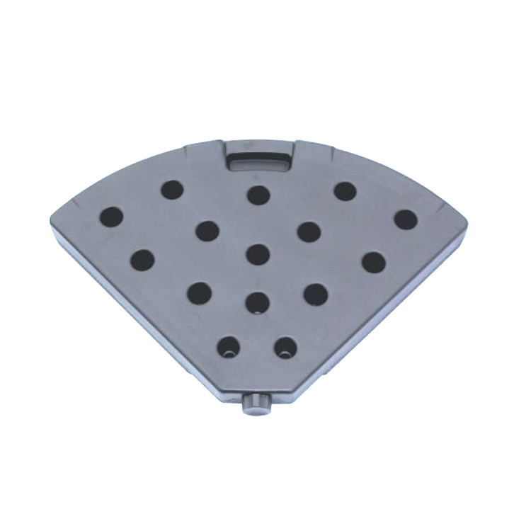 Umbrella base water filled whole sale for outdoor supplies base for umbrella