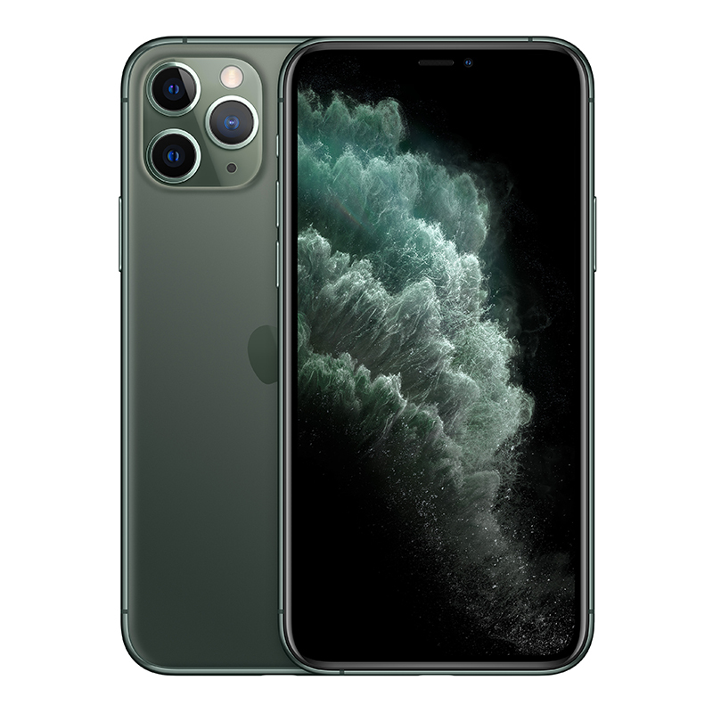New Chinese Version Dual Sim Card iPhone 11 pro 5.8 inch Full OLED Display 4G  256GB LTE Triple-camera Smart Phone