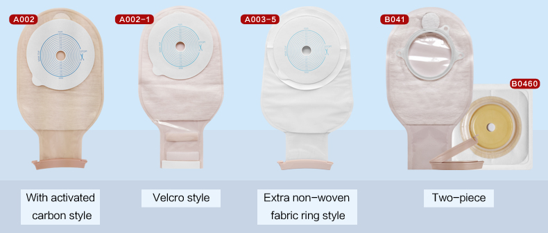 Celecare Colostomy Bags Open Disposable Adult Stoma Bags