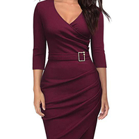 2020 autumn collection cocktail banquet dress women lady elegant office dresses women formal vestidos mujer