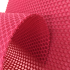Wholesale Free Samples red 3D Polyester Air Mesh Fabric for Mattress