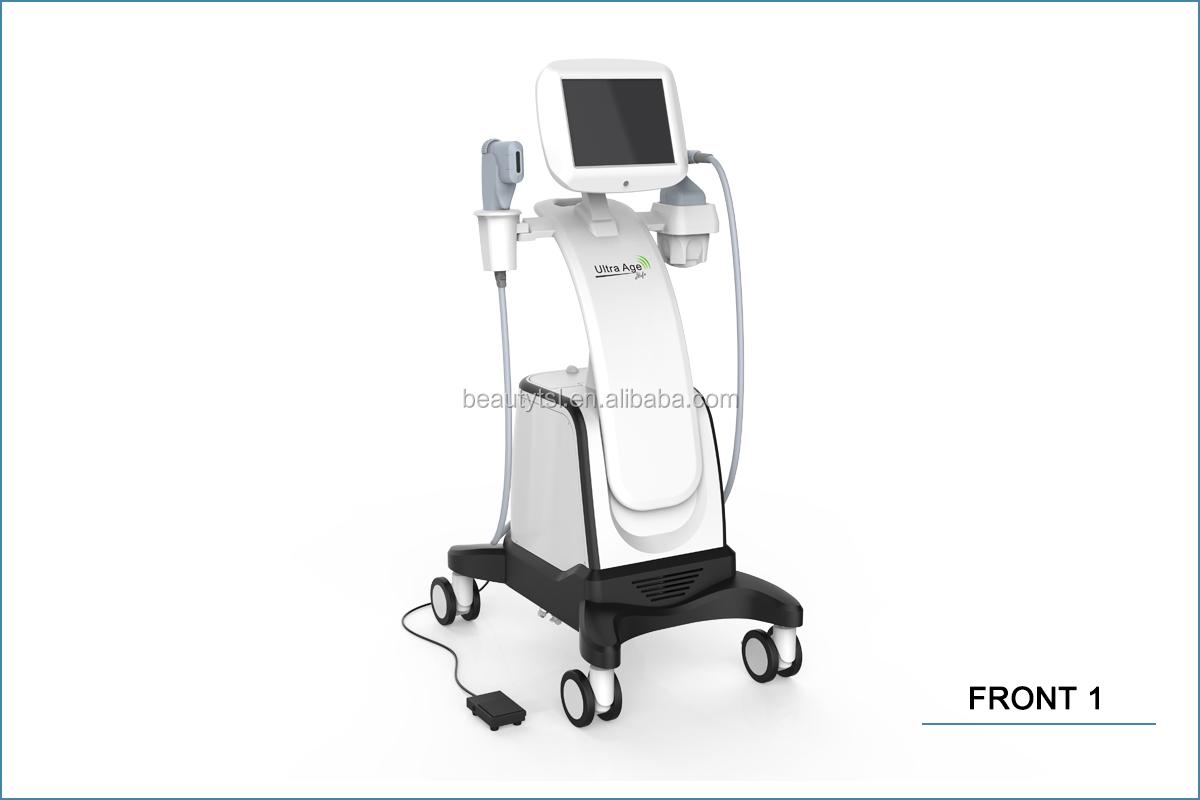 LINGMEI FU4.5-8S FU18 Liposonic 2 in 1 Body Cellulite Removal Slimming Liposunix Device