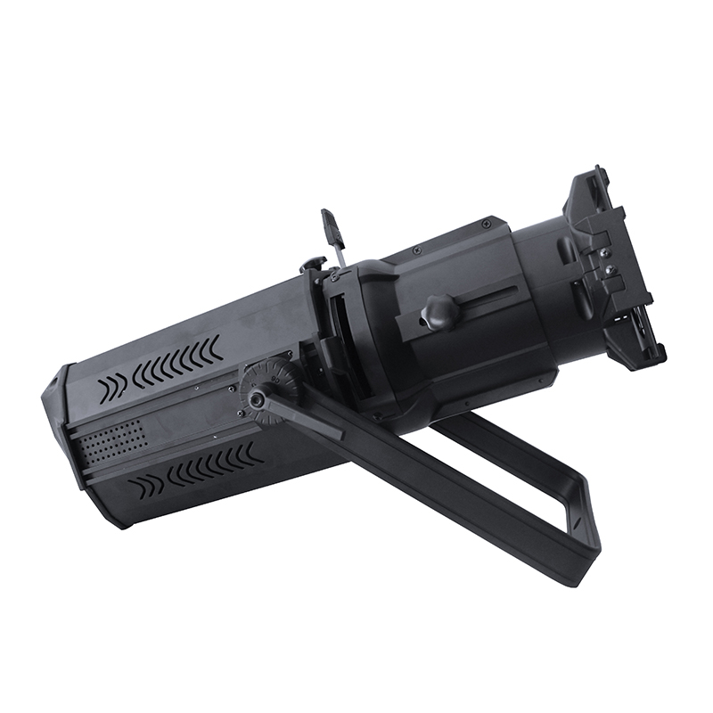 Stage Equipment LED 200W Warm White/Cool White Ellipsoidal Profile Spotlight Light for Theater Studio