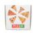 Wholesale Tuck Up Folding Kraft Paper Food Grade Pizza Packing Box