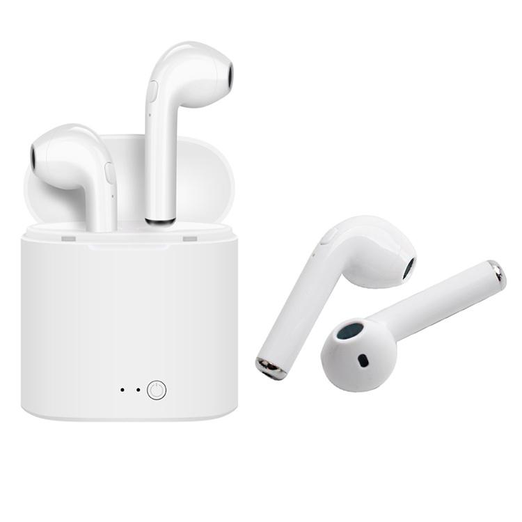 Best i7s tws i7s mini wireless bluetooth headphone i7s tws headphone i7s color earphone earbuds with charging box