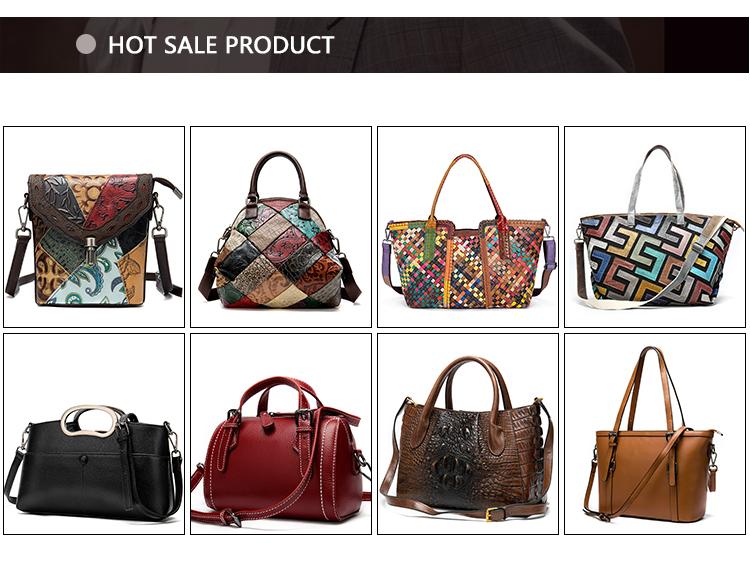 Belanja Online Vintage Fashion Desainer Tas Wanita Kulit Asli Tas Wanita untuk Wanita Tas Bahu 2020