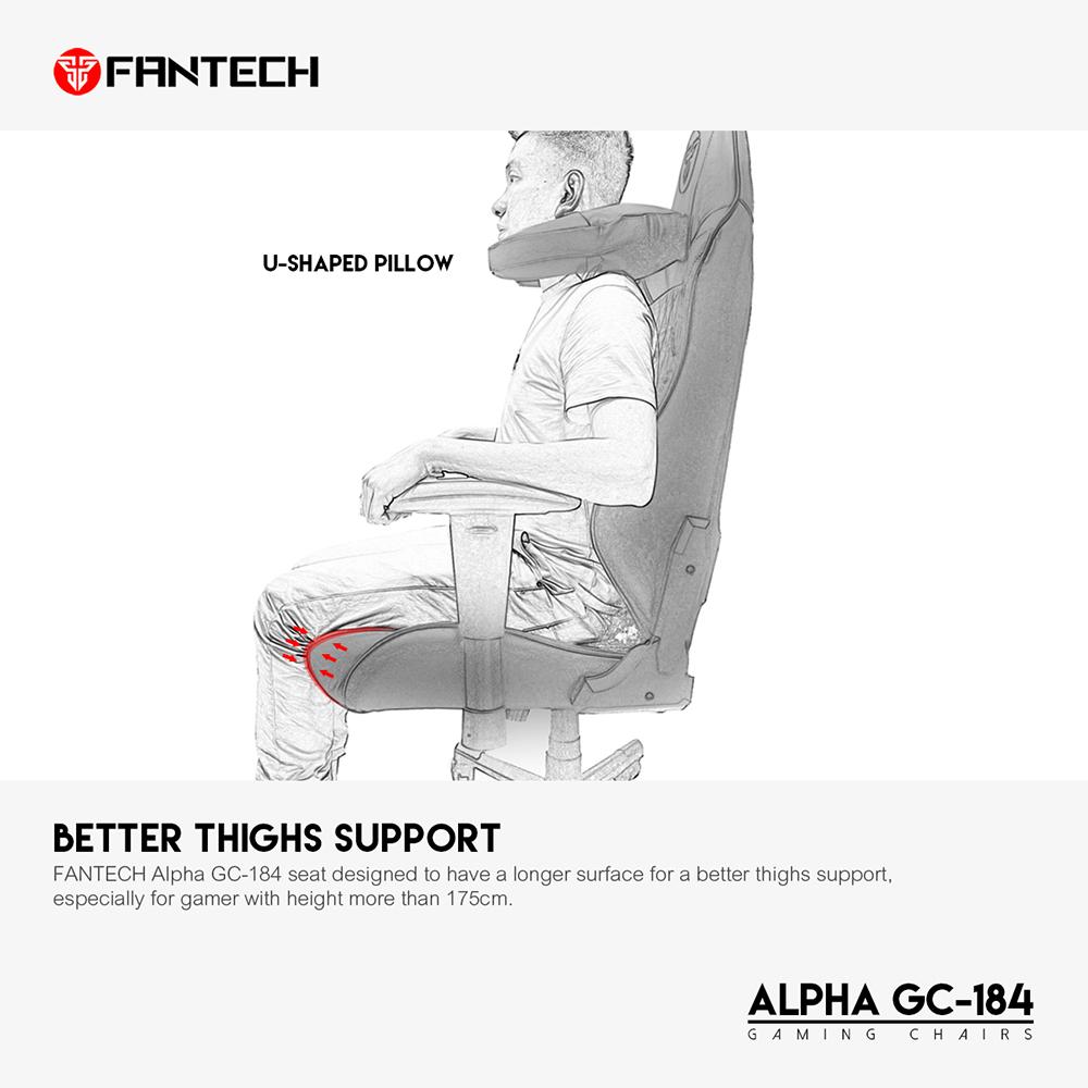 FANTECH Alpha GC-184 Gaming Chair 8