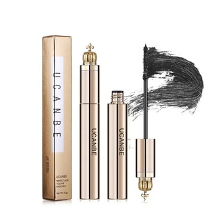 China Manufacturer UCANBE Mascara Waterproof Fiber Mascara Crown Mascara