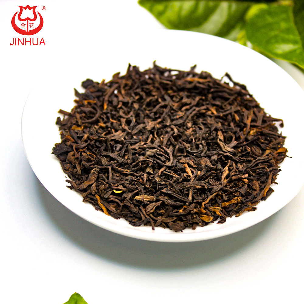 JINHUA Premium Jasmine Dark Tea Liupao Tea 5g X 35 Bags - 4uTea | 4uTea.com
