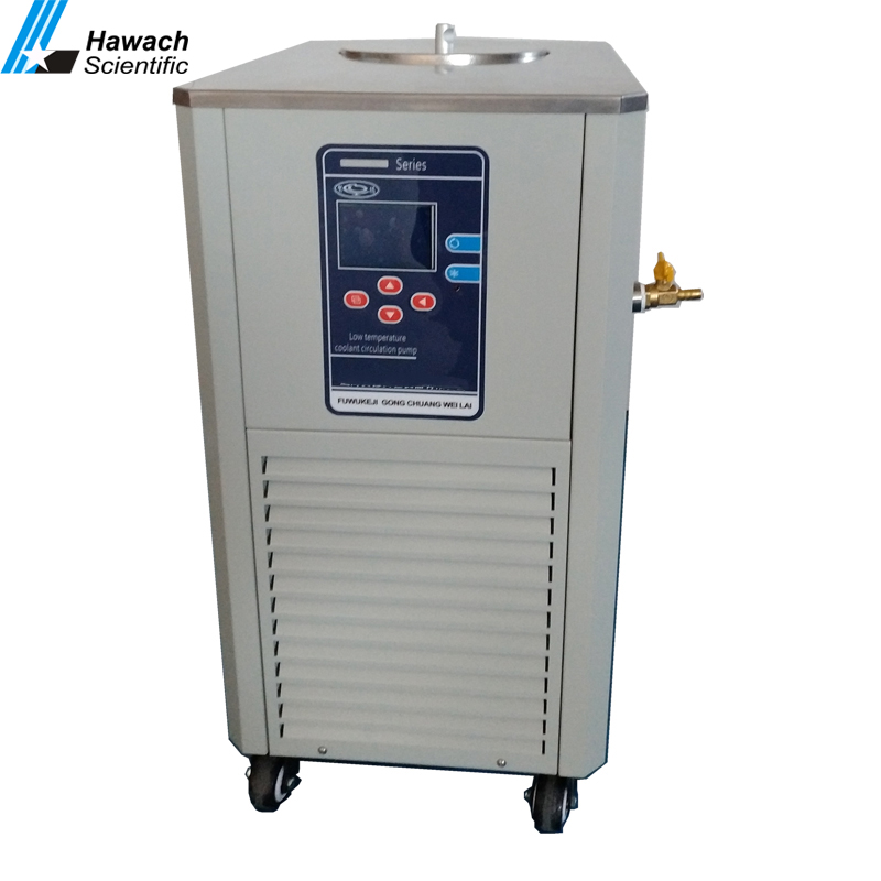 5 liter industriële OEM CE Lab Water Chiller Recirculeren