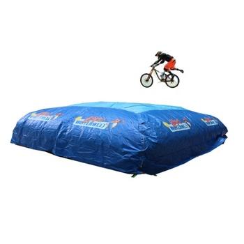 Bmx Prodezza Salto Gonfiabile Air Bag Per Acrobazie,Stunt