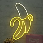 Banana Led Neon Acrylic Sign Led Party Decoration Led Banana Design