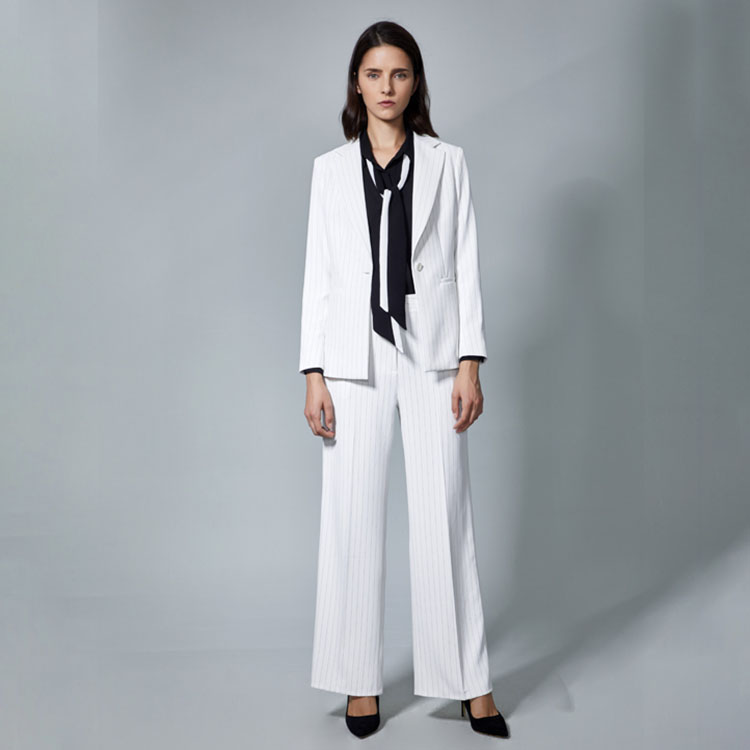 OEM Factory muslim women formal dress mens white sport light check womens pant suit for girls