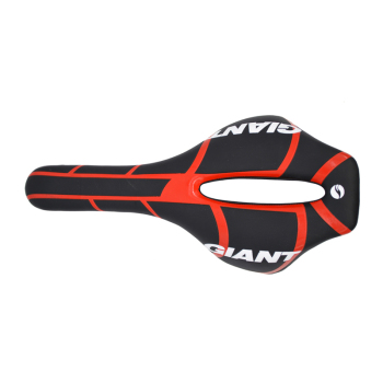 Factory hot sale leather bicycle saddle for sale