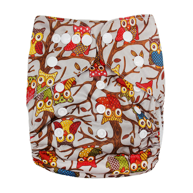 New custom design cloth diapers washable pocket cloth diapers adjustable cloth reusable diapers