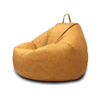 Large bean bag chair with complimentary spare bag (NW8038)