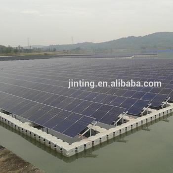 Marine Floating Pontoon Cubes Boat Dock Solar Panel