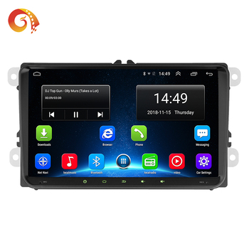9inch Android 9003 GPS Navigation Android 8.1 Wifi BT Radio And Stereo MP5 MP4 MP3 Car Player