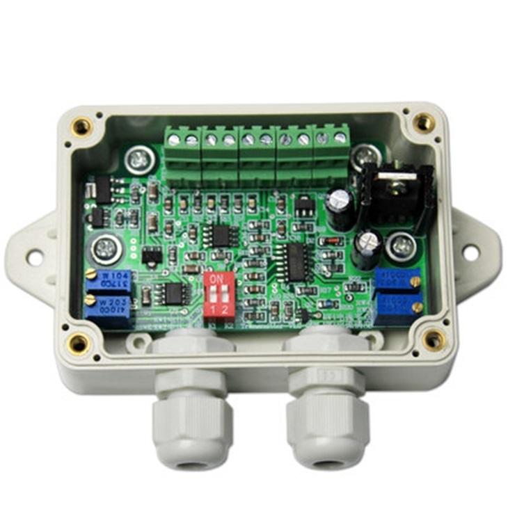 0-5V 0-10V 4-20MA Load Cell sensor Amplifier Transmitter strain gauge transducer