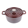 Wholesale America Kitchen Ware Set Cooking Pot Enamel Le Cookware Sets Dutch Oven cast iron Enameled Casserole