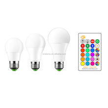 E27 E14 RGB <span class=keywords><strong>LED</strong></span> <span class=keywords><strong>lamp</strong></span> 16 <span class=keywords><strong>Kleur</strong></span> Magic Night Light <span class=keywords><strong>Lamp</strong></span>