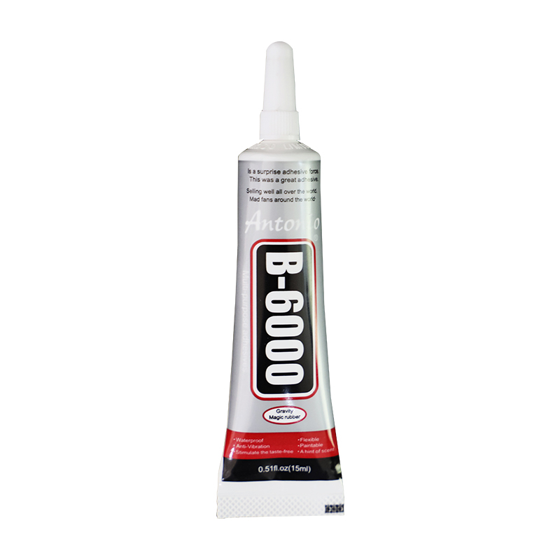 Jewelry <strong>Glue</strong> Strong Adhesive E6000 Or B6000 110ml Clear <strong>Glue</strong> For DIY Best Heat Resistant Transparent Liquid gule B600