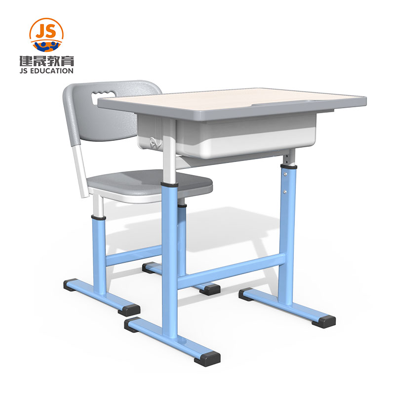 Modern and cheap school furniture table and chair sets