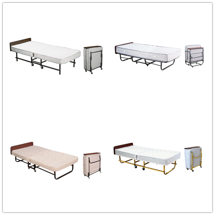 Hotel extra bed folding cot bed designs