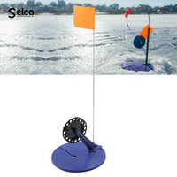Ice Fishing Accessory Tip Up Freeze-proof tip up parts alarms