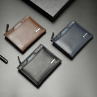 Wallet Fashion Hot Product Gents High Quality Cheap 2 Fold Leather Wallet