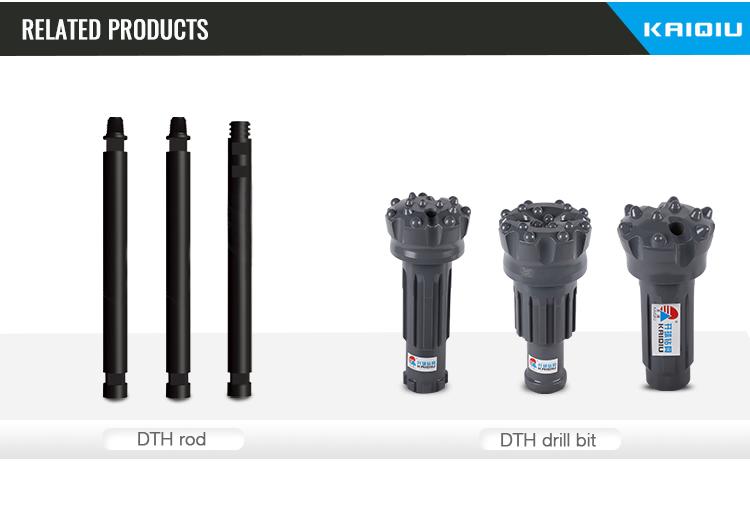 Hot sale low air pressure DTH hammer CIR110 (KQ-110B)