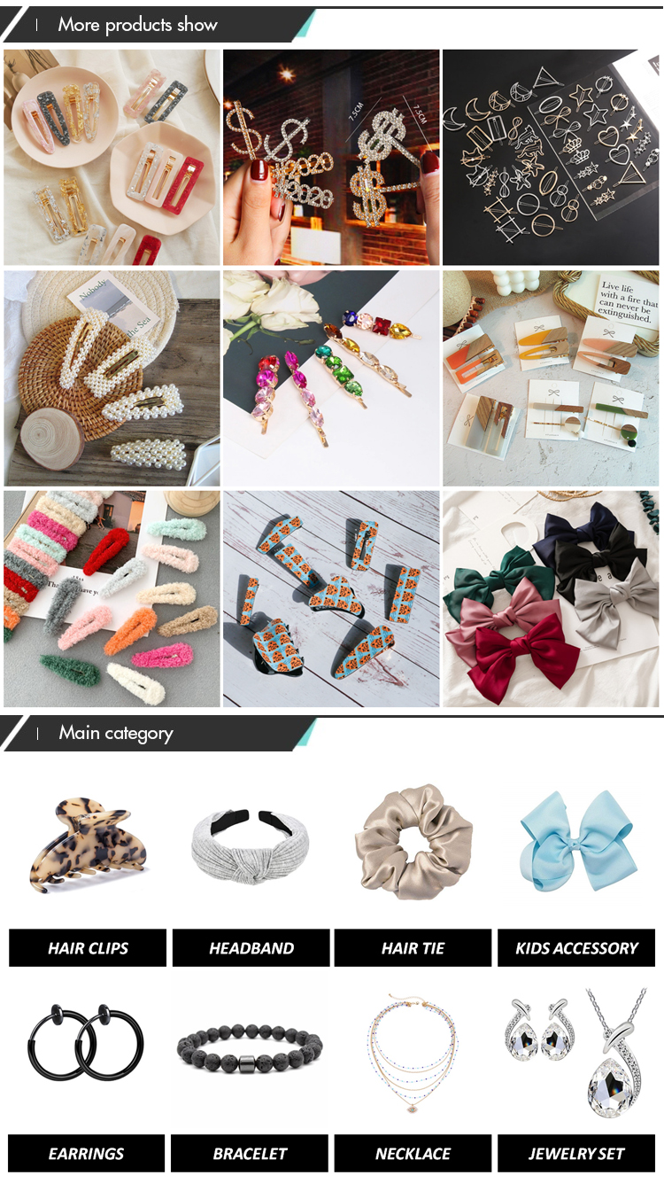 New Arrived Ins Chic Korean Hair Accessories Women Cany Color Triangle Shape Acetate Acrylic Hair Clip