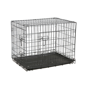 Hot-selling animal folding metal dog cage