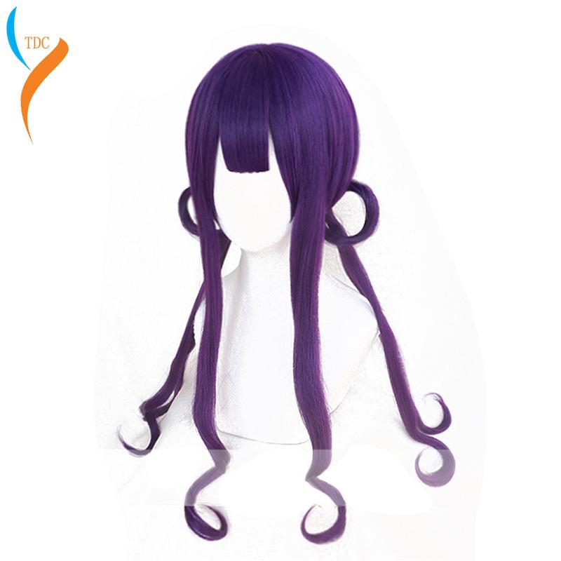 Anime Jibaku Shounen Hanako-kun Nanamine Sakura Wig Hair Cosplay Costume Prop