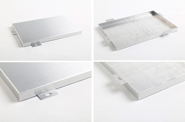 OEM/ODM Esterno Rivestimento Della Parete di Alluminio Della Parete Divisoria