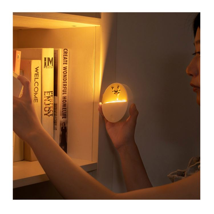 New Design Best Selling Smart Induction Baby Custom Night Light
