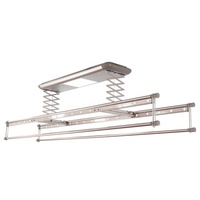 Good Helper multi-fuction smart electric ceiling clothes drying rack automatic drying hanger .